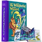 绿野仙踪立体书 英文原版 The Wonderful Wizard Of Oz 名家 Robert Sabuda