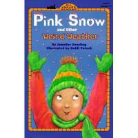 【�A�】Pink Snow and Other Weird Weather Y9780448418582