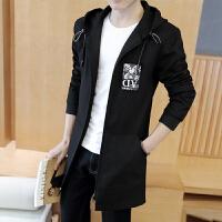 男士外套秋季夹克新款潮流韩版秋装修身学生衣服帅气薄款外衣