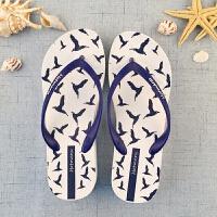 户外防滑夹角凉拖鞋夏季海边沙滩拖鞋情侣人字拖海边度假休闲时尚