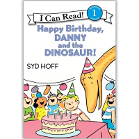 Happy Birthday, Danny and the Dinosaur汪培�E英文原版绘本读物