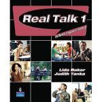 【预订】Real Talk 1: Authentic English in Context (Student
