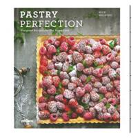 英文原版 PASTRY PERFECTION 完美糕点 蛋糕制作创意书籍 甜点烘焙教程图书