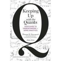 【预订】Keeping Up with the Quants: Your Guide to