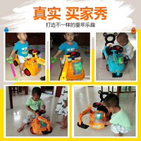挖掘机可坐儿童玩具车超大号宝宝挖机四轮电动工程勾机男孩挖土机