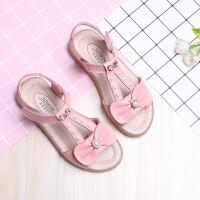 女童凉鞋公主鞋新款夏季学生宝宝鞋中大童儿童凉鞋女