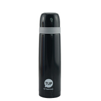 [当当自营]特百惠 真空保温瓶保温杯500ML升级版TUP 黑色