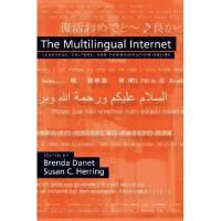 【预订】The Multilingual Internet: Language, Culture, and Y9780