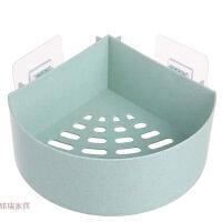 卫生间置物架壁挂浴室吸壁式厕所收纳吸盘三角洗手免打孔用具用品