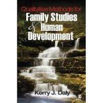 【预订】Qualitative Methods for Family Studies & Human