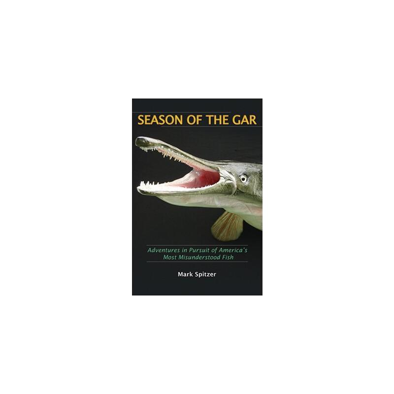【预订】Season of the Gar: Adventures in Pursuit of America's Most Misunderstood Fish 预订商品,需要1-3个月发货,非质量问题不接受退换货。