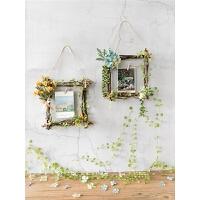 创意相框挂墙组合北欧田园照片框 简约卧室森系儿童装饰