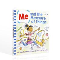 英文原版绘本 Me and the Measure of Things 奇妙的度量单位 度量概念启蒙 Joan Swe