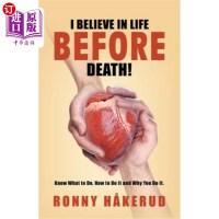 【中商海外直�】I Believe in Life Before Death!: Know What to Do, Ho