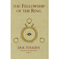 【现货】英文原版The Lord of the Rings: The Fellowship of the Ring魔戒