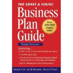 【预订】The Ernst & Young Business Plan Guide, Third