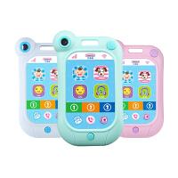 儿童手机玩具触屏仿真宝宝电话玩具早教智力音乐手机0-3岁