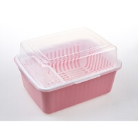 厨房用品用具小百货 碗架 沥水架置物架控洗晾盘碗筷子餐具收纳架