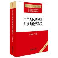 中华人民共和国刑事诉讼法释义(*修正版)