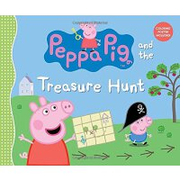 Peppa Pig and the Treasure Hunt 粉红猪小妹:寻宝【英文原版童书 小猪佩奇】