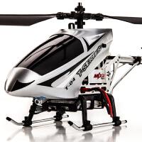 电动玩具飞机航拍直升机无人机合金遥控飞机 儿童