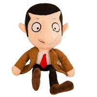 毛绒公仔礼物送女生 憨豆先生的泰迪熊 先生的泰迪熊毛绒玩具女生可爱玩偶布娃娃女孩公主毛绒熊大号