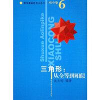 【二手旧书9成新】 三角形:从全等到相似/数学奥林匹克小丛书(初中卷6)