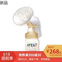 手动吸奶器产妇产后静音挤奶拔奶器硅胶花瓣pes集乳器 手动吸奶器