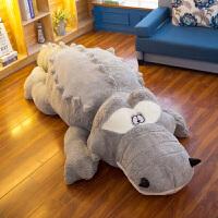 鳄鱼公仔可爱布娃娃大号毛绒玩具女孩睡觉抱玩偶超软女生抱枕床上