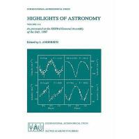 【预订】Highlights of Astronomy, Volume 11a