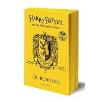 哈利波特与魔法石  英文原版 Harry Potter and the Philosopher's Stone Hufflepuff 赫奇帕奇学院版 JK罗琳 平装
