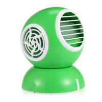驰航 汽车用迷你空调两用风扇 USB无叶风扇 空调型迷你香水座风扇
