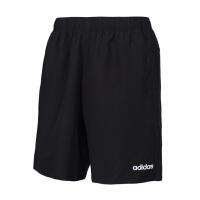 adidas/阿迪达斯男款2019夏季新款宽松透气运动五分裤DT9018