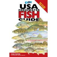 【预订】USA Freshwater Fishing Guide