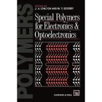 【预订】Special Polymers for Electronics and