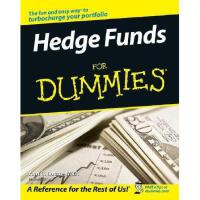 【预订】Hedge Funds For Dummies