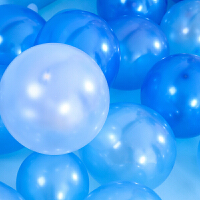 12寸气球结婚用品婚庆装饰生日派对创意婚房飘空布置