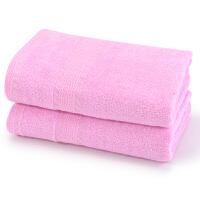[当当自营]竹之锦 竹纤维童巾 家居日用 平织断档面巾 儿童面巾M-022 4种花色
