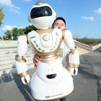 机器人玩具 对话遥控语音充电动儿童男孩玩具