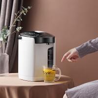 小熊(Bear)电热水瓶电水壶烧水壶防烫家用304不锈钢5L大容量多段保温 ZDH-H50D1