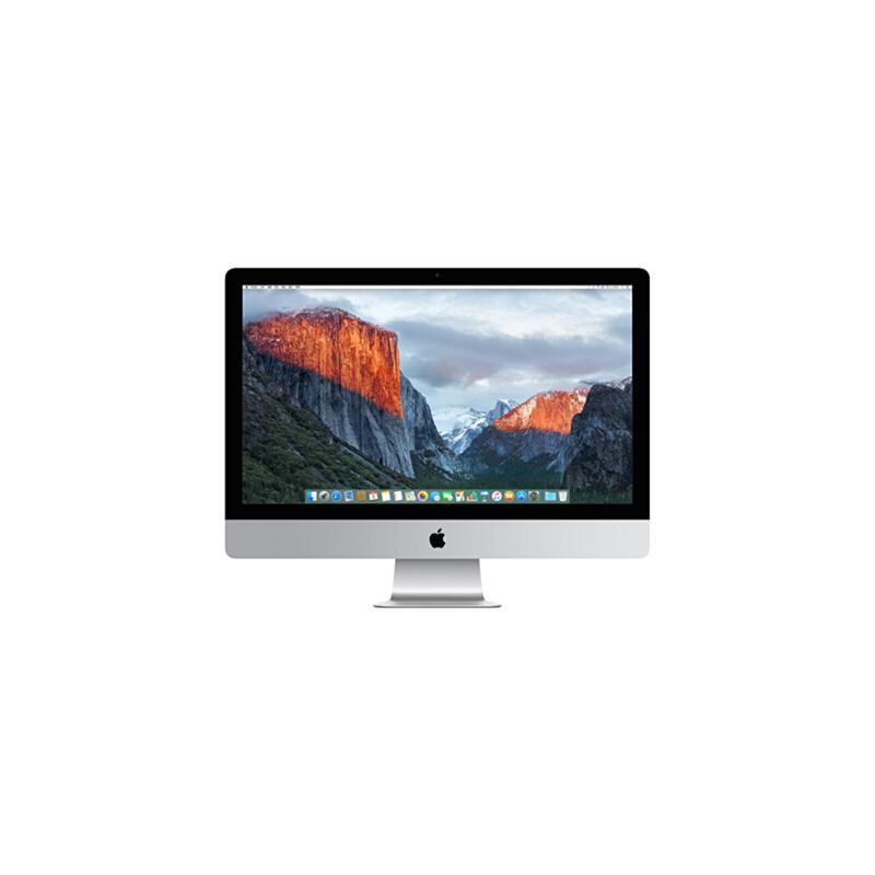 苹果(Apple)iMac 2015年新款一体机 MK442CH/A 四核 Core i5处理器 8GB内存 1TB存储 21.5寸官方标配15年上市 全新国行 全国联保 支持验证!