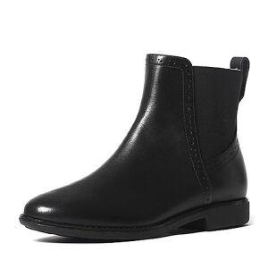 Teenmix/天美意专柜同款牛皮女靴6D443DD6