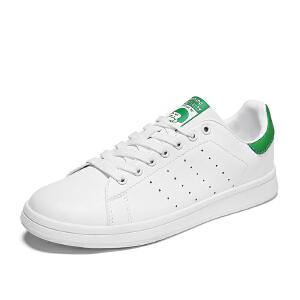 西瑞新款情侣款板鞋男士绿尾鞋女款小白鞋青年潮鞋MLD-WK862
