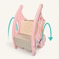 带音乐宝宝玩具摇椅塑料摇摇马周岁礼物儿童摇马两用小木马