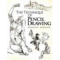 【预订】The Technique of Pencil Drawing