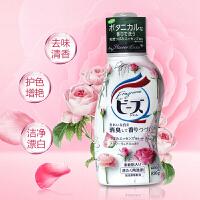 花王(kao)玫瑰公主香 柔顺洗衣液820g