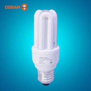 OSRAM欧司朗节能灯双子星8W/E27 LED小夜灯+节能灯二合一灯管