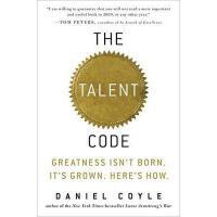 【预订】The Talent Code: Greatness Isn't Born. It's Grown.