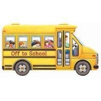 【预订】Off to School