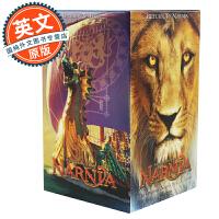 Chronicles of Narnia Box Set (MTI) 纳尼亚传奇套装7本全集【英文原版电影版】